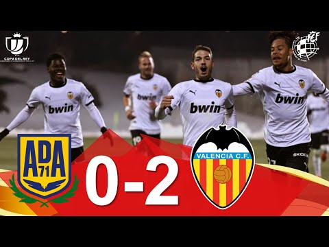 Alcorcón Valencia Goals And Highlights