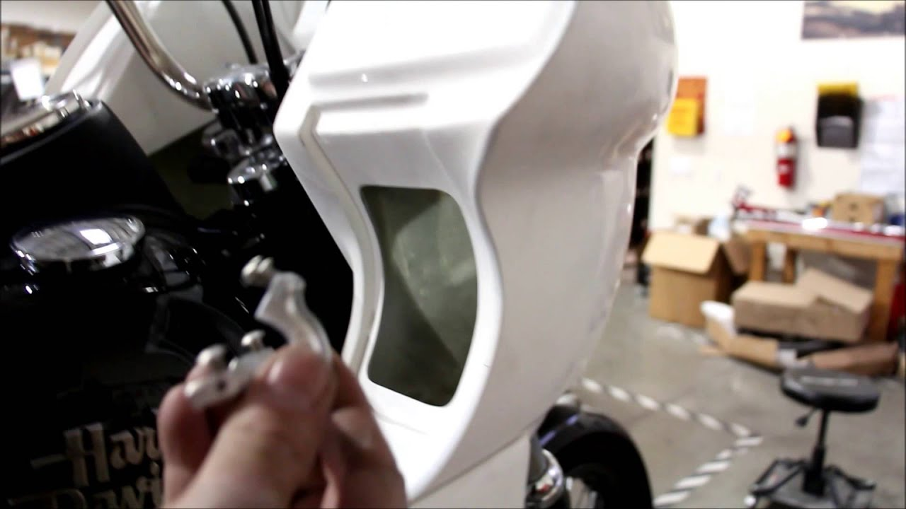 BBC Production Fairing fits Harley Davidson Dyna models by Big Bear  Choppers Performance Fxrs Dynas Baggers