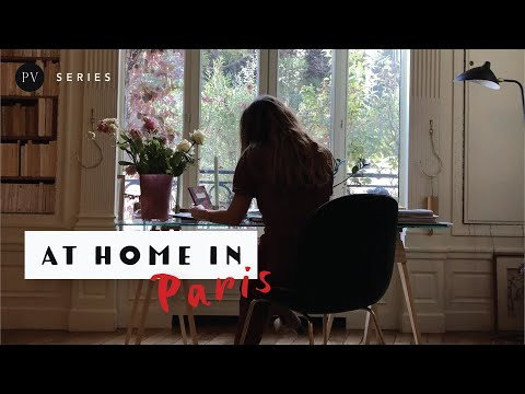 At Home in Paris with Art Director Stéphanie Delpon | Parisian Vibe