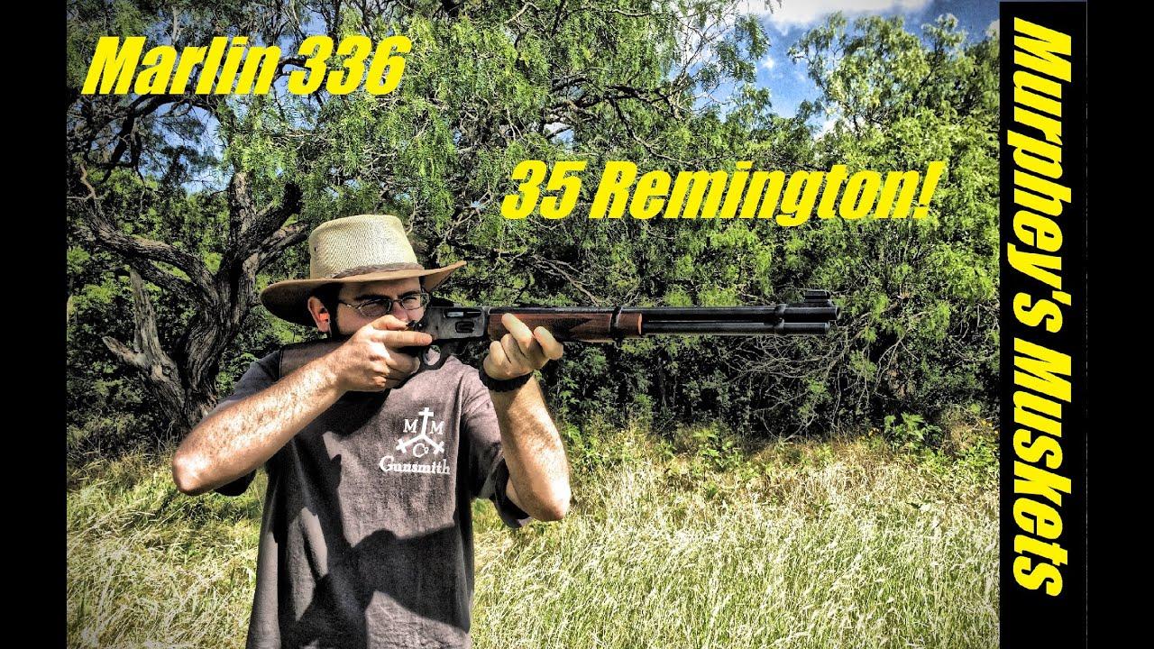 Marlin 336 Project – .35 Remington | 7.62 Precision Custom Firearm ...