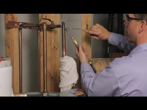 Common Mistakes in Hot Water Heater Installation : Hot Water Heaters