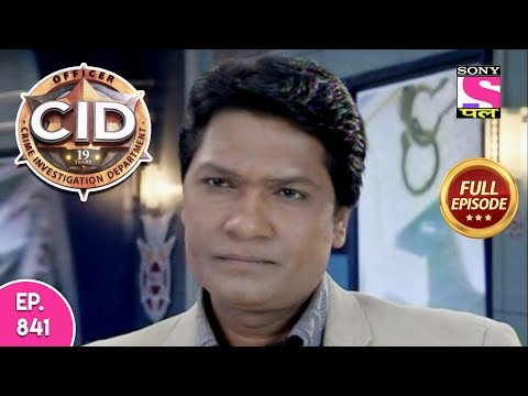 CID - Full Episode 841 - 1st December, 2018 thumbnail