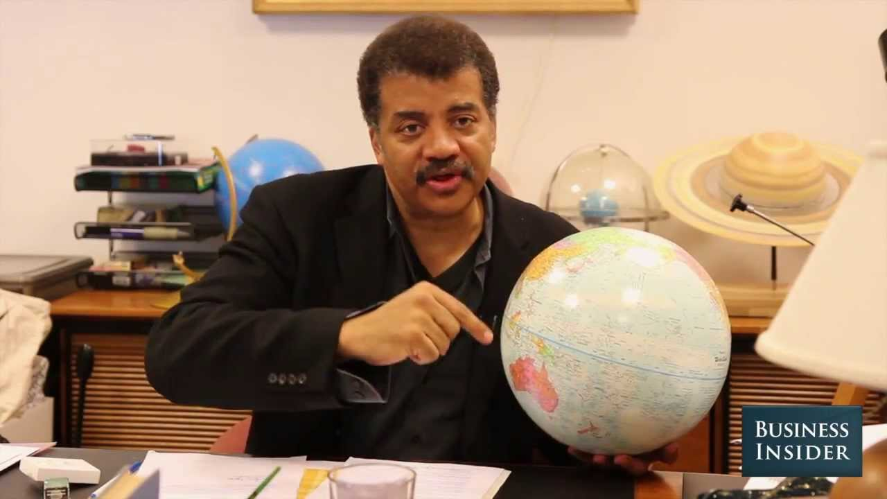 Neil deGrasse Tyson Is Worried That Humans Are Too Stupid For Aliens