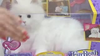 Интерактивная кошка Лулу FurReal Friends