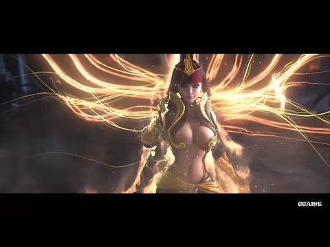 Demon Seals Chinese Diablo All Cinematic Trailers CGI Movie 1080p