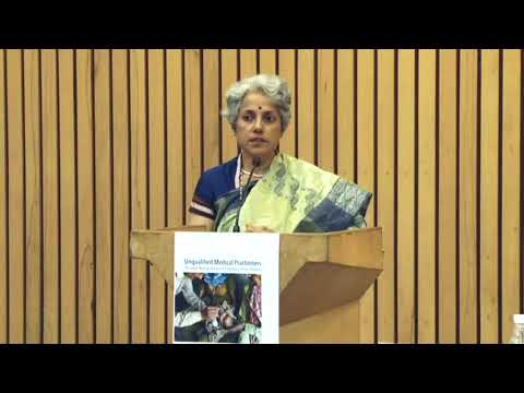 Unqualified Medical Practitioners -Dr Soumya Swaminathan Union Secretary Health Research+DG ICMR