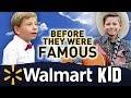 YODELING WALMART KID | Before They Were Famous | Mason Ramey