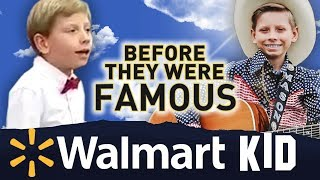 YODELING WALMART KID | Before They Were Famous | Mason Ramey