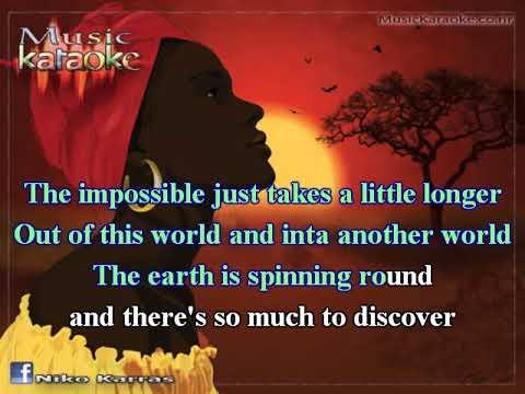 KARAOKE DR. ALBAN - HELLO AFRICA MusicKaraoke