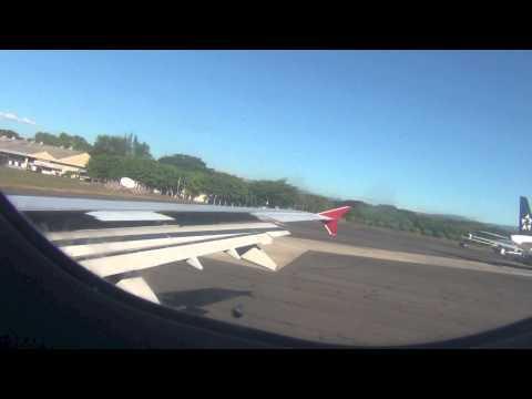Taca Airlines San Salvador Departure