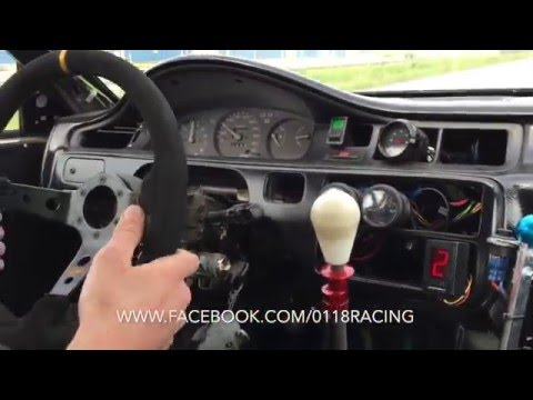 400,3 hp k24 AllMotor INSIDE 0-200km/u