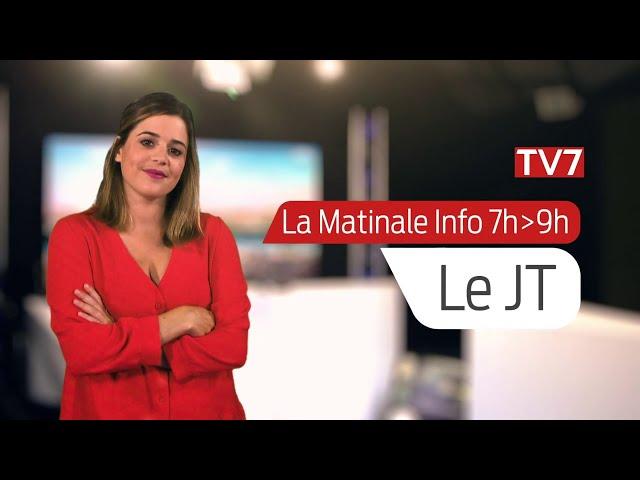 La Matinale | Le JT | Lundi 26 Octobre