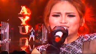 Video Ayu Ting Ting & JKT48 - Sambalado [RCTI 27th Anniversary Celebration] download MP3, 3GP, MP4, WEBM, AVI, FLV Oktober 2017