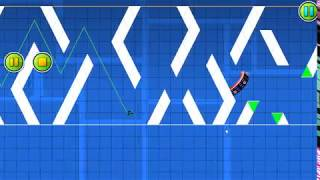 Dimension   layout by me   Geometry dash
