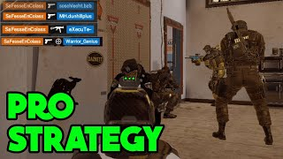 Pro Amaru & Castle Strat - Rainbow Six Siege Gameplay