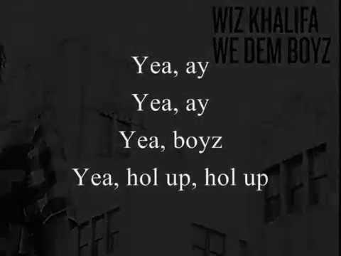 We and dem lyrics
