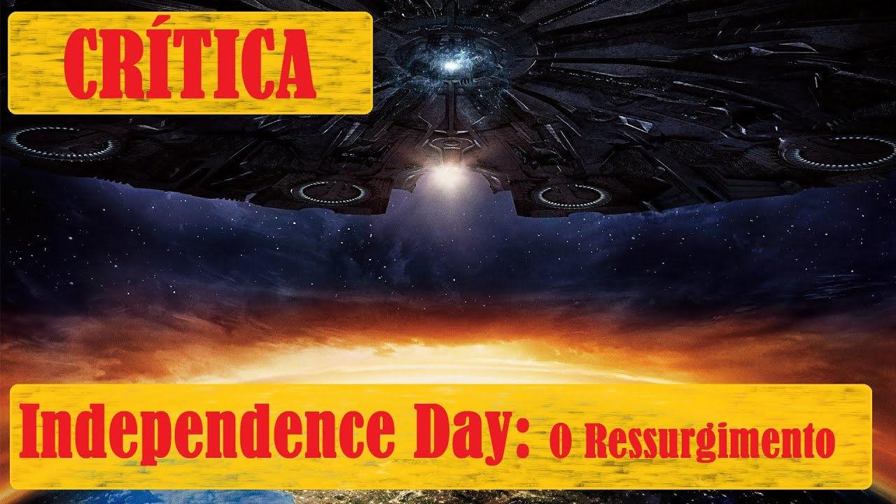 Crítica: Independence Day, O Ressurgimento