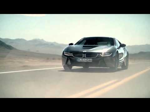 BMW i8  Powerful Idea Commercial