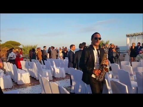 Jubel  - Live Sax Performence - Wedding welcome reception