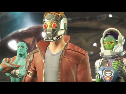 Take Drax Or Take Gamora - Alternative Choices - Marvel's Guardians Of The Galaxy Episode 1