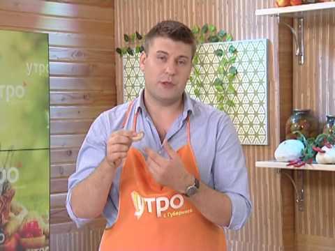 Рецепт: салат с креветками. GuberniaTV
