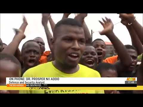 Guinea Coup D'etat: How to prevent democracy disruption from spreading to Ghana (7-9-21)