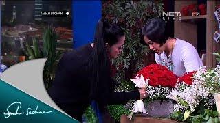 Merangkai Bunga bersama Vina Panduwinata