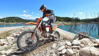 Tested: KTM's 2020 EXC Enduro Range