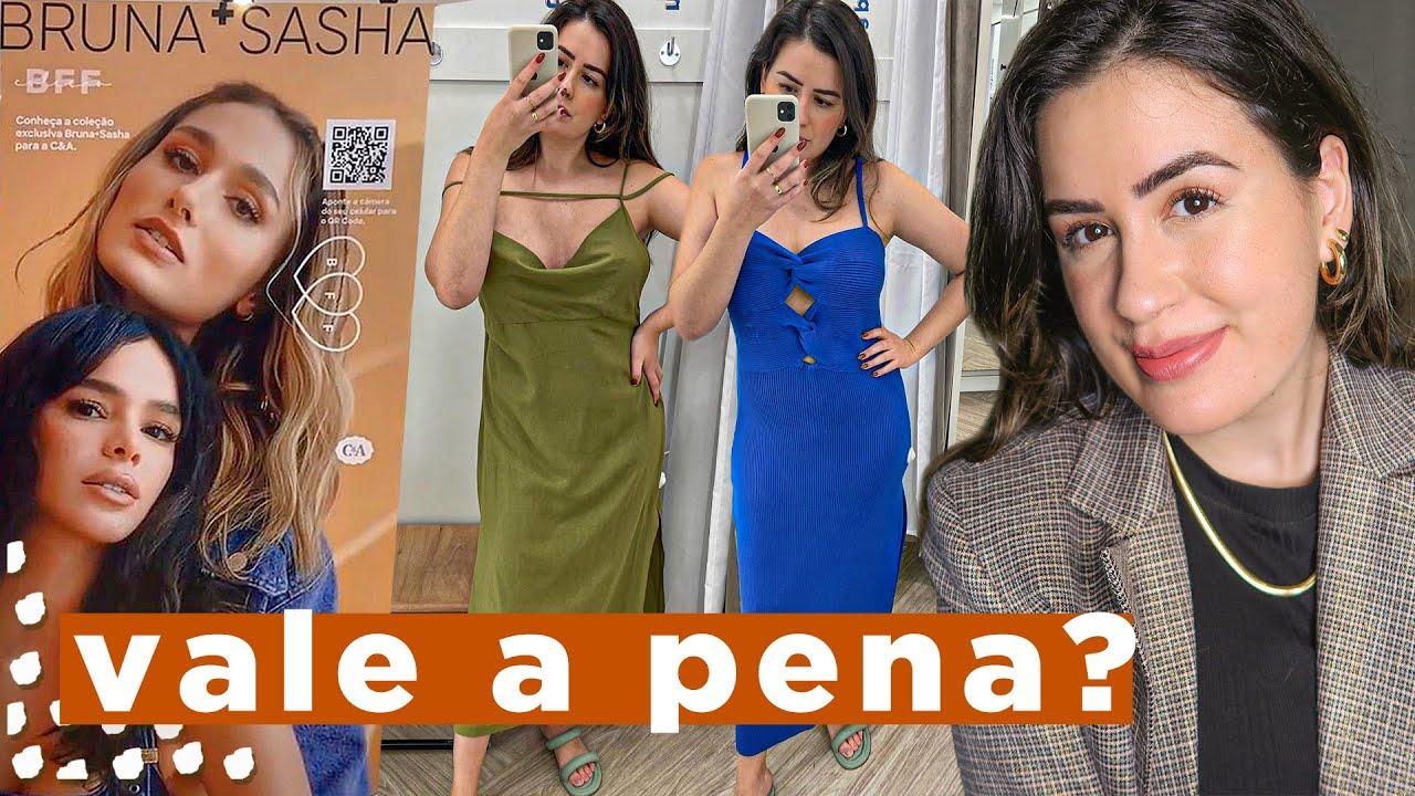 TUDO sobre a coleção BFF - Sasha e Bruna Marquezine para C&A 🔥🔥🔥
