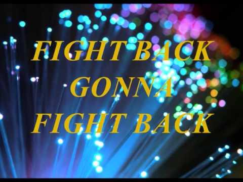 FIGHT BACK- DA-iCE [Romaji + English Lyrics]