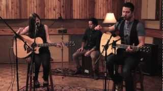 Repeat youtube video Just a Kiss - Lady Antebellum (cover) Megan Nicole and Boyce Avenue