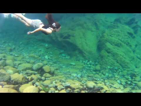 Sibuyan, Romblon - Crystal clear under water