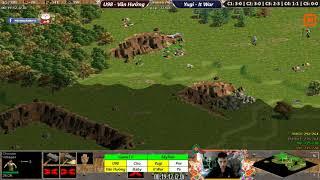 C4T3 | 2vs2 Random | U98 - Văn Hưởng vs Yugi - It War | Ngày 17-02-2019