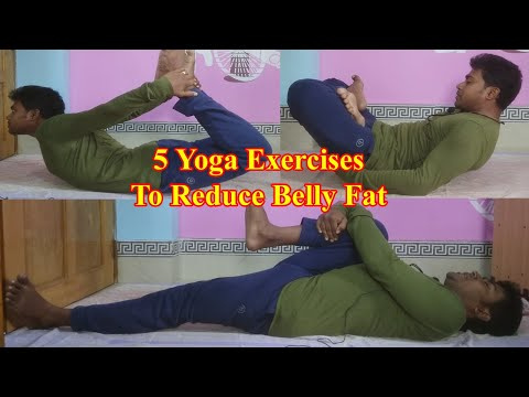 5 yoga exercises for weight loss l yoga poses to reduce