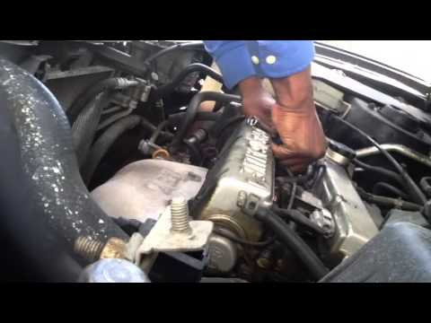 2003 Hyundai Sonata Wiring Diagrams Ignition Coil For A Hyundai Santa Fe V4 2003 Youtube