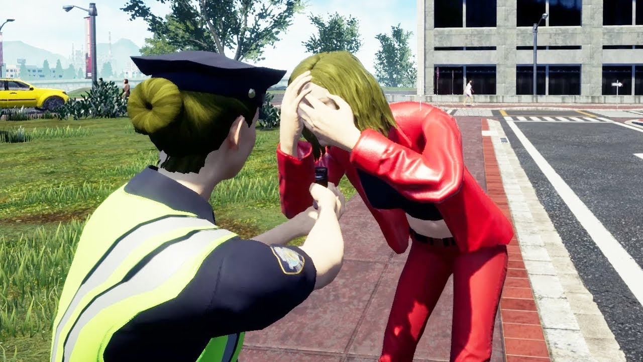 Using Only Extreme Measures as a Police Officer - Police Simulator