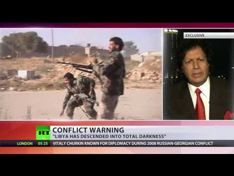 'Libya descended in total darkness, primarily because of illegal UN resolution' – Gaddafi's cousin