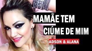 Adson e Alana - Mamãe Tem Ciume de Mim - Web Clipe ( slide ) CD 2015 Sertanejo Eletronico