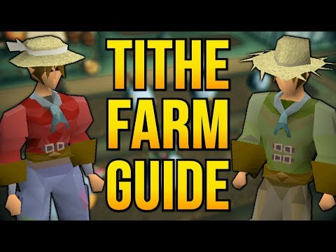 OSRS Farming Guide: How to get 1 to 99 Farming today - RSGoldStop