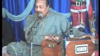 Ghulam Abbas Singing Christian Song At Christmas
