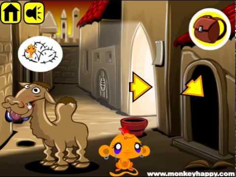 Счастливая обезьянка: Уровень 168 (Monkey Go Happy Stage 168)
