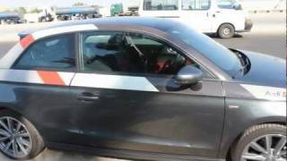 Audi A1 Sport (S-tronic) 2012