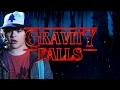 Gravity Falls theme (Stranger Things version) (ORIGINAL)