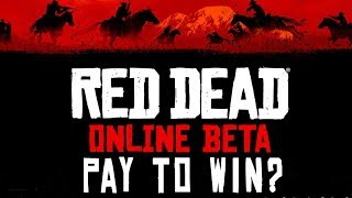 Is Red Dead Online PAY TO WIN? - Dude Soup Podcast # 202