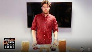 The PB&J Challenge w/ Adam Pally