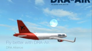 [ROBLOX] DRA-Air A321 flight - 12/11/15