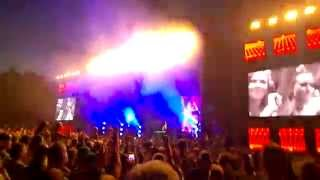 Example & DJ Wire - DJ MIX (live at Karklė music festival 2015)