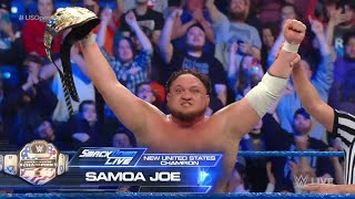 NoDQ Live: 3/5/19 WWE Smackdown full review, highlights, reactions (Samoa Joe wins US Title) thumbnail