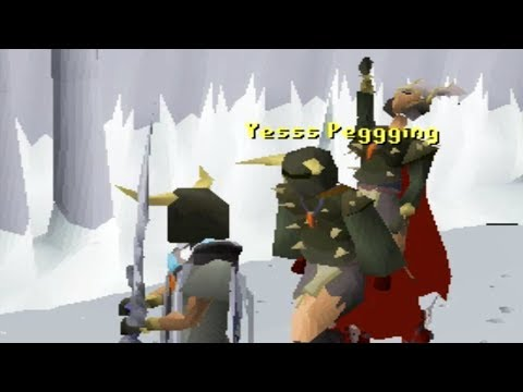 Girl Takes Noob To Bandos