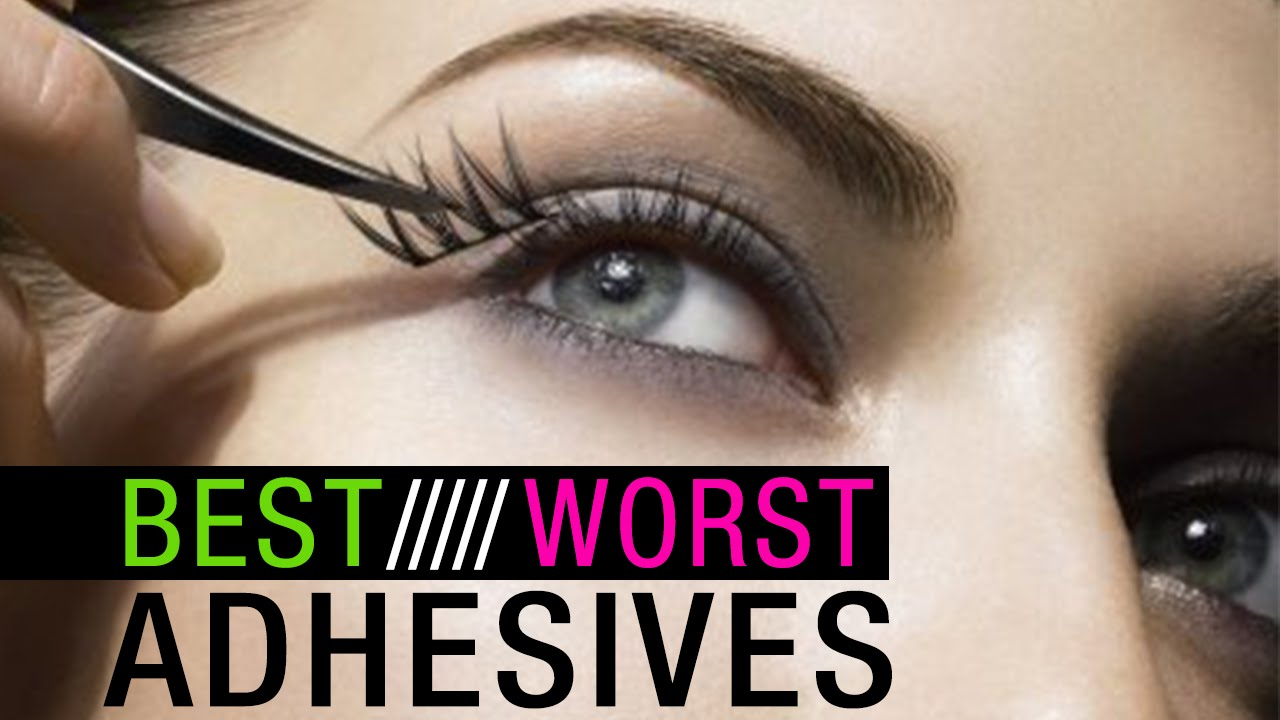 251fbfd2c05 Frugal Fridayz | Best & Worst LATEX-FREE Eyelash Adhesives - YouTube